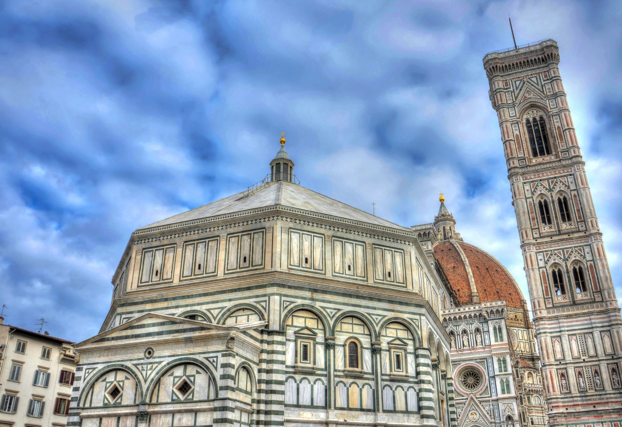 Florence Cathedral (Duomo di Firenze), Italy