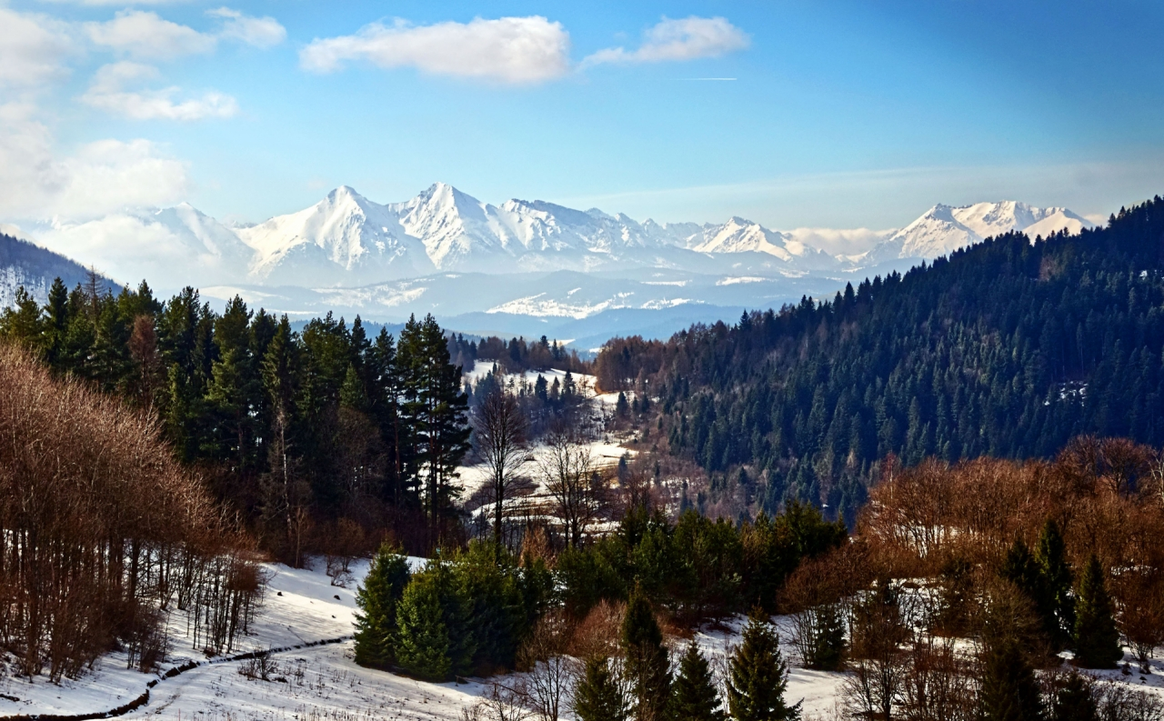 Tatry and Beskidy Mountains, Poland