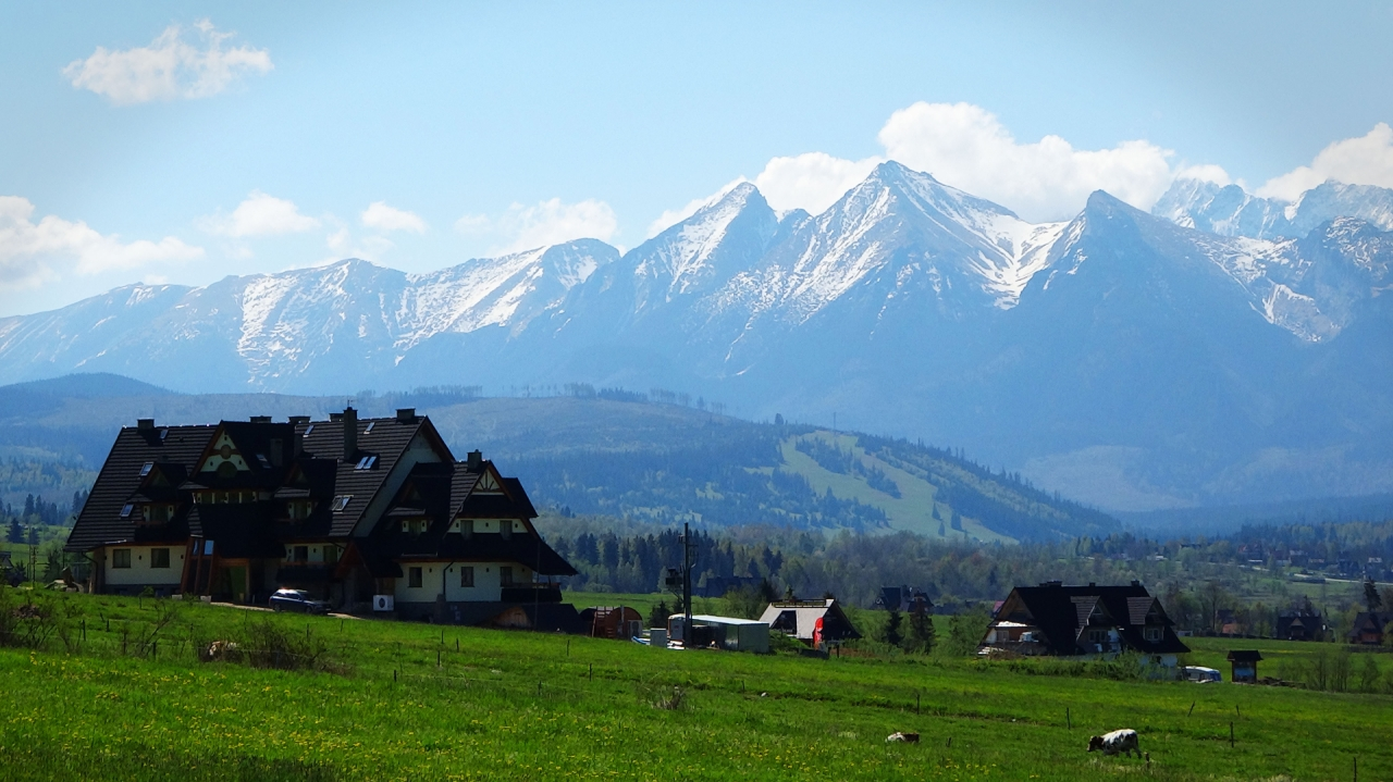 Guesthouse in Tatry Mountains, Poland